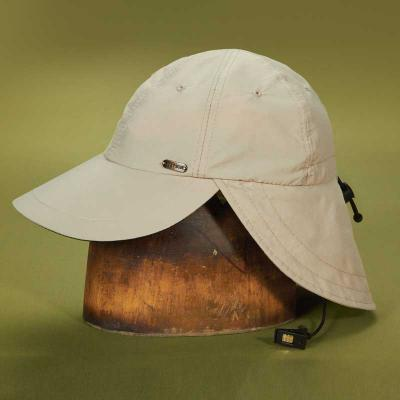 Insect Shield Cap with Sunshield Flap